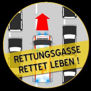 Rettungsgasse_Logo