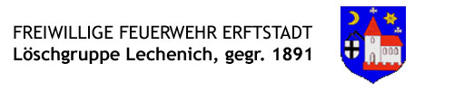 Löschgruppe Lechenich, gegr. 1891